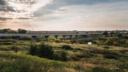 Мост станица Обливская